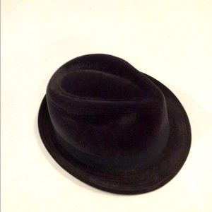 Stetson Men's Fedora Black